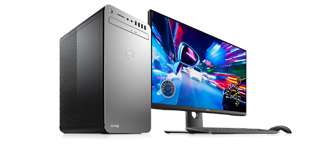 Dell XPS Tower SE - PC to deliver a good VR experience