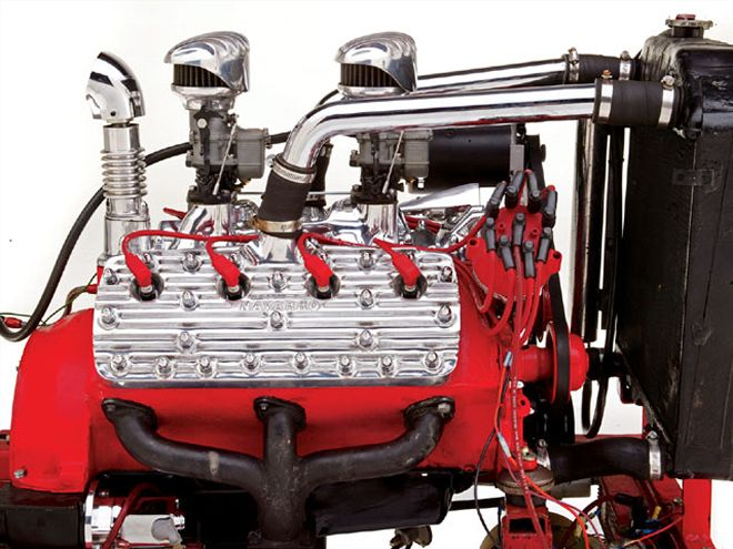 Spud's blog: Four-Stroke Engines: Flatheads and OHV designs