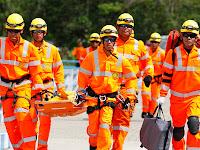 Badan SAR Nasional - Recruitment For SAR Staff Non CPNS BASARNAS February 2016