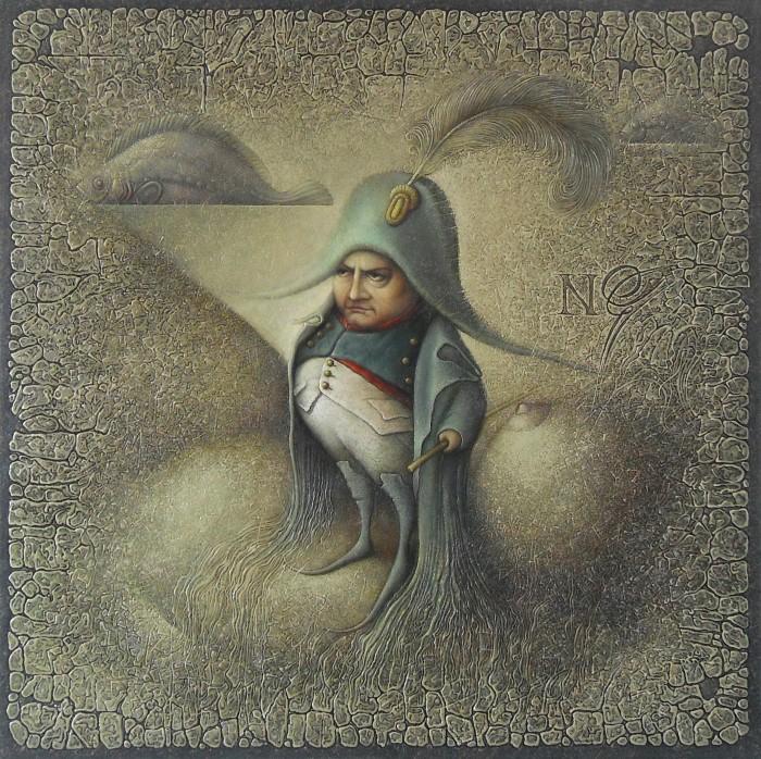 Белорусский художник. Владимир Петрань 18