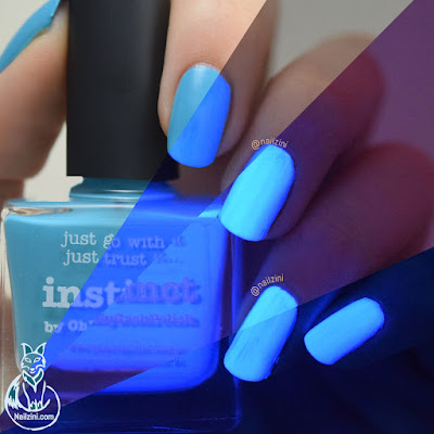 Instinct Picture Polish Nailzini