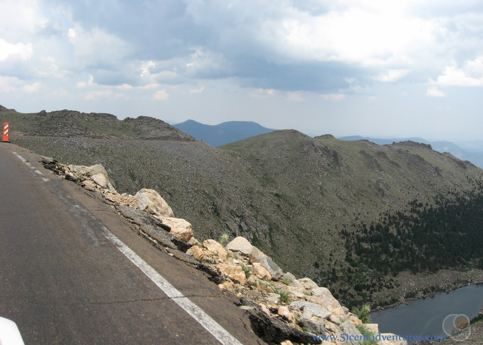 51 Cent Adventures  Mount Evans