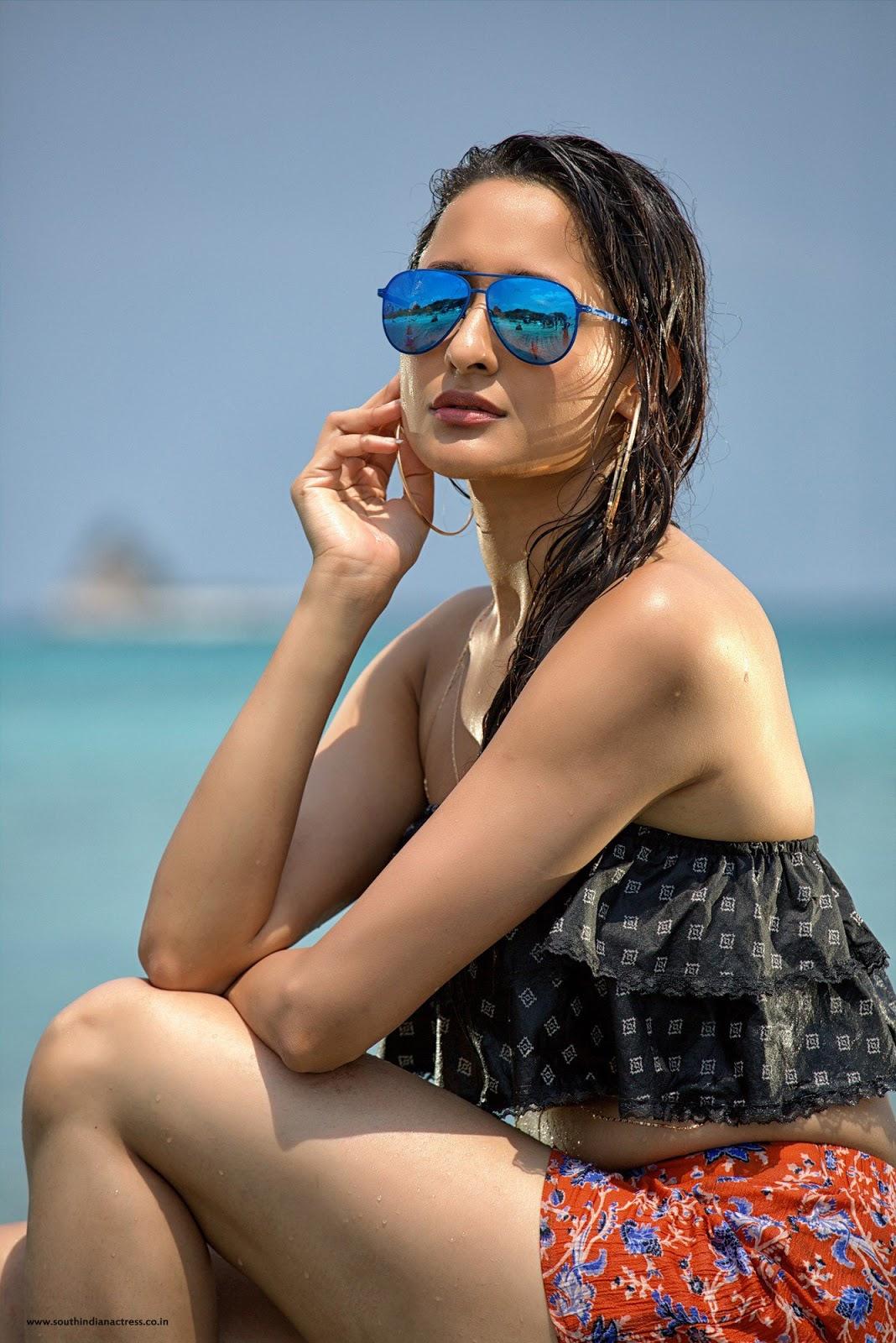 Pragya Jaiswal Hot In Nakshatram Movie Photos South