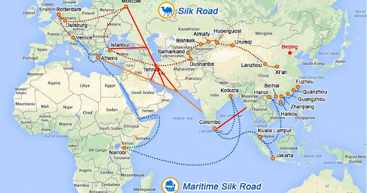 One-Belt-One-Road (OBOR), China-EU trade relations, and (geo)political 'positioning statements'