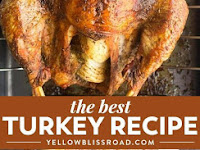 BEST THANKSGIVING TURKEY RECIPE (HOW TO COOK A TURKEY)