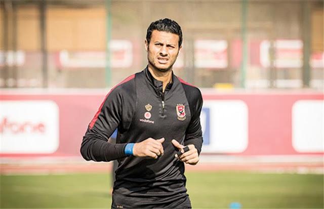 محمد الشناوي يحسم الجدل بخصوص أنباء رحيله عن الأهلي الصيف الحالي