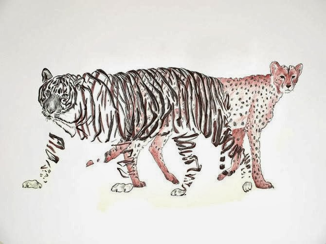 Fantásticas ilustraciones.