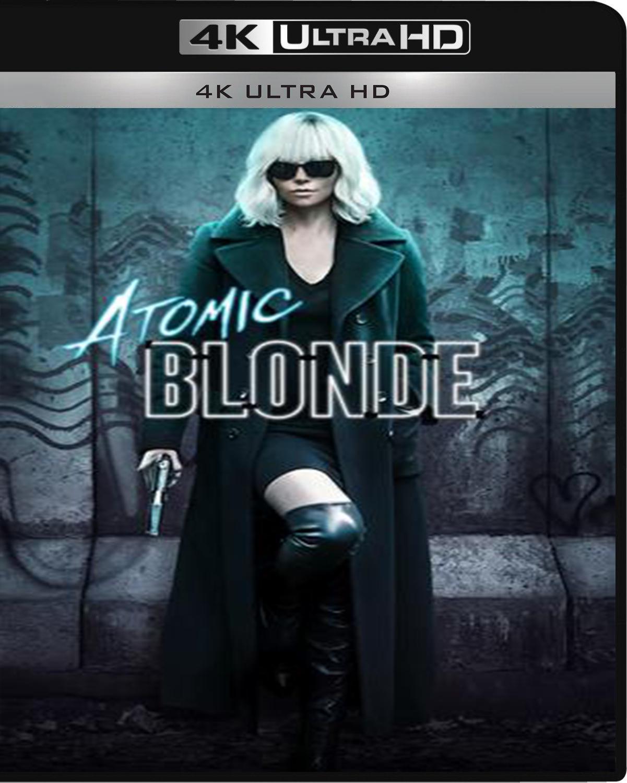 Atomic Blonde [2017] [UHD] [2160p] [Latino]