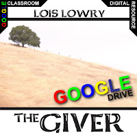 THE GIVER Unit Novel Study - Literature Guide (Print & Digital Included)