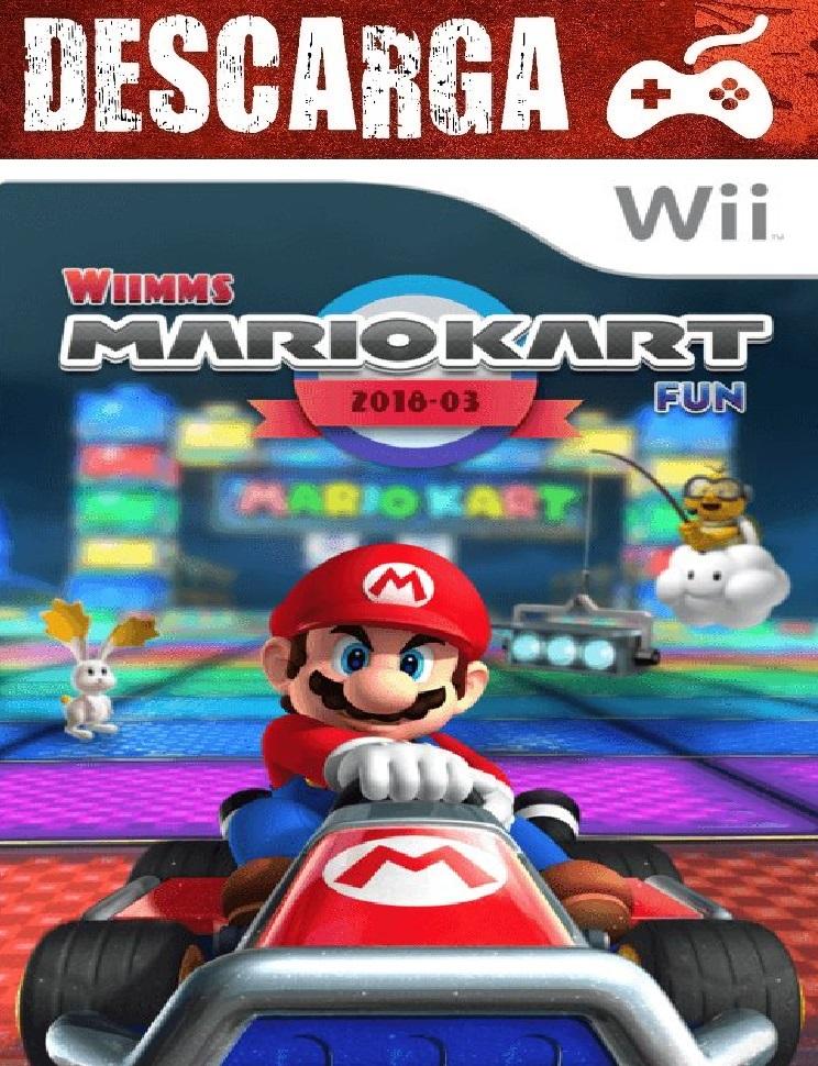 Wiimms Mario Kart Wii Fun 2018 03 V1 Bekajuegos