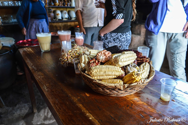 Maïs, Pérou
