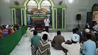 Wisata Rohani Ahad Pagi Masjid Besar Baitul Atiq Bulu