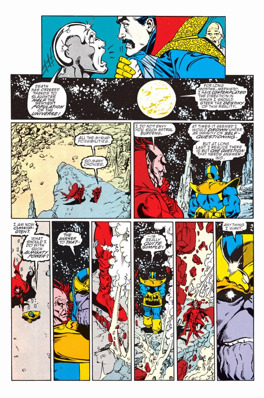 infinity gauntlet 01 (of 06) (1991) …………… | viewcomic reading comics