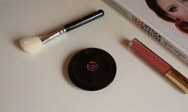 The Body Shop Honey Bronzer Bronzing Powder