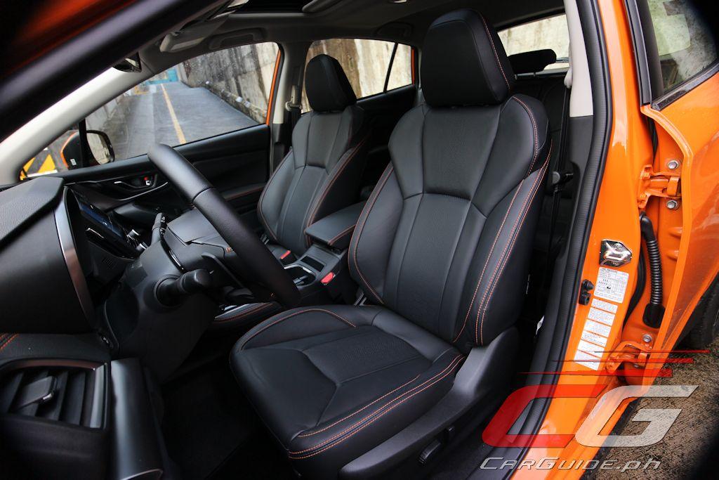Review 2018 Subaru Xv 2 0i S Philippine Car News Car Reviews