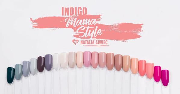 Indigo mama style