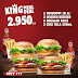 Burger King Kuwait - Don't miss the King Meal Deal
