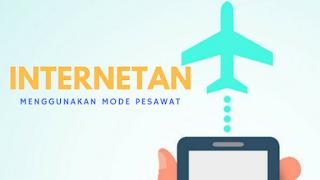 Internetan Dengan Mode Pesawat Bisa Hemat Baterai Begini Caranya