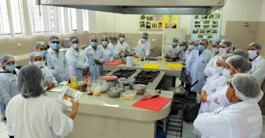 QALI WARMA: Programa social fortalece capacidades de monitores de Lima Provincias para mejorar alimentación de 90 mil niñas y niños - www.qaliwarma.gob.pe