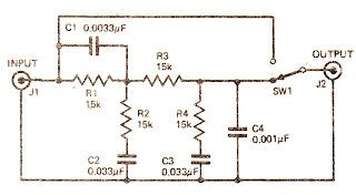 Circuit Diagram Knowledge Headphone Loudness Controller