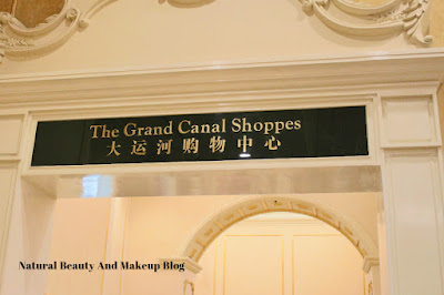 Destination - MACAU, Day 2, Grand Canal,The Venetian Macao Resort Hotel, Cotai Strip on Natural Beauty And Makeup Blog