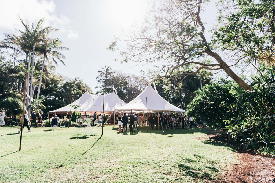 Private Byron Bay Wedding Venues to the aisle australia