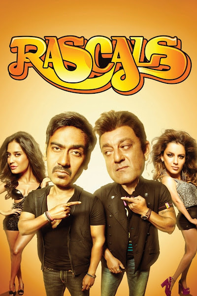 Rascals (2011) Full Movie Hindi 720p HDRip 950MB ESubs
