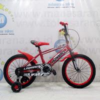 16 lazaro bmx sepeda anak
