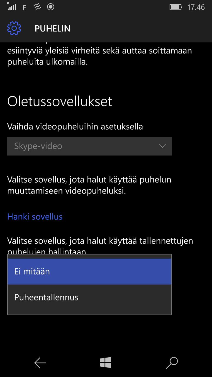 kytkeä Skype puhelimeen