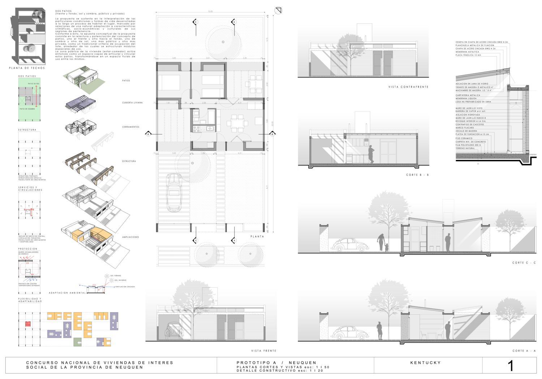 Revista digital apuntes de arquitectura propuestas de for Diseno de viviendas