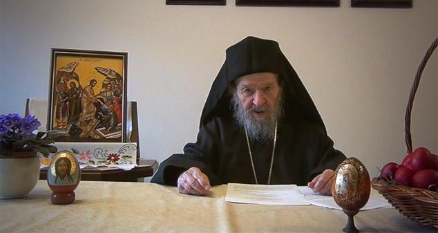 #Vaskrs #Poslanica #ERP2019., #Vladika #Artemije #Episkop #Eparhija #Rasko_prizrenska #u #Egzilu