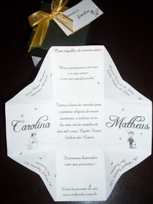 16-convite de casamento personalizado na caixinha