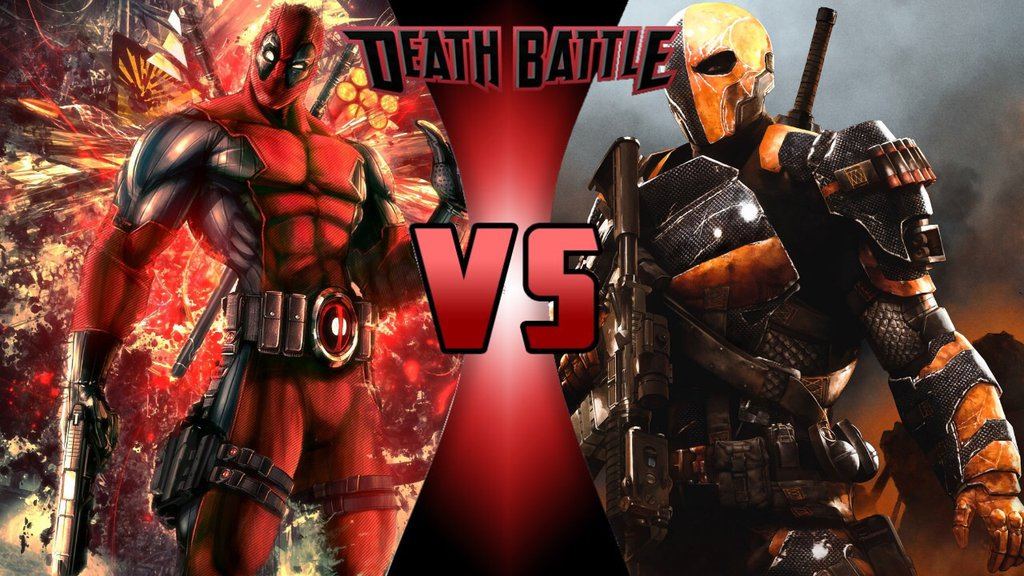 deadpool vs movie deadpool - photo #8