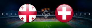 Грузия – Швейцария смотреть онлайн бесплатно 23 марта 2019 прямая трансляция в 17:00 МСК.