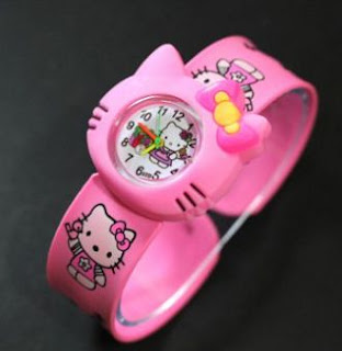 Jam Tangan Anak Karakter Kartun Mickey Mouse