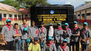 Hari Ketiga Ekspedisi Nusantara Jaya 2017 Tim 1 Sultra | Pengambilan Bibit Mangrove : Darinya kita tahu ada Cinta dalam bentuk yang lain yaitu Melepaskan