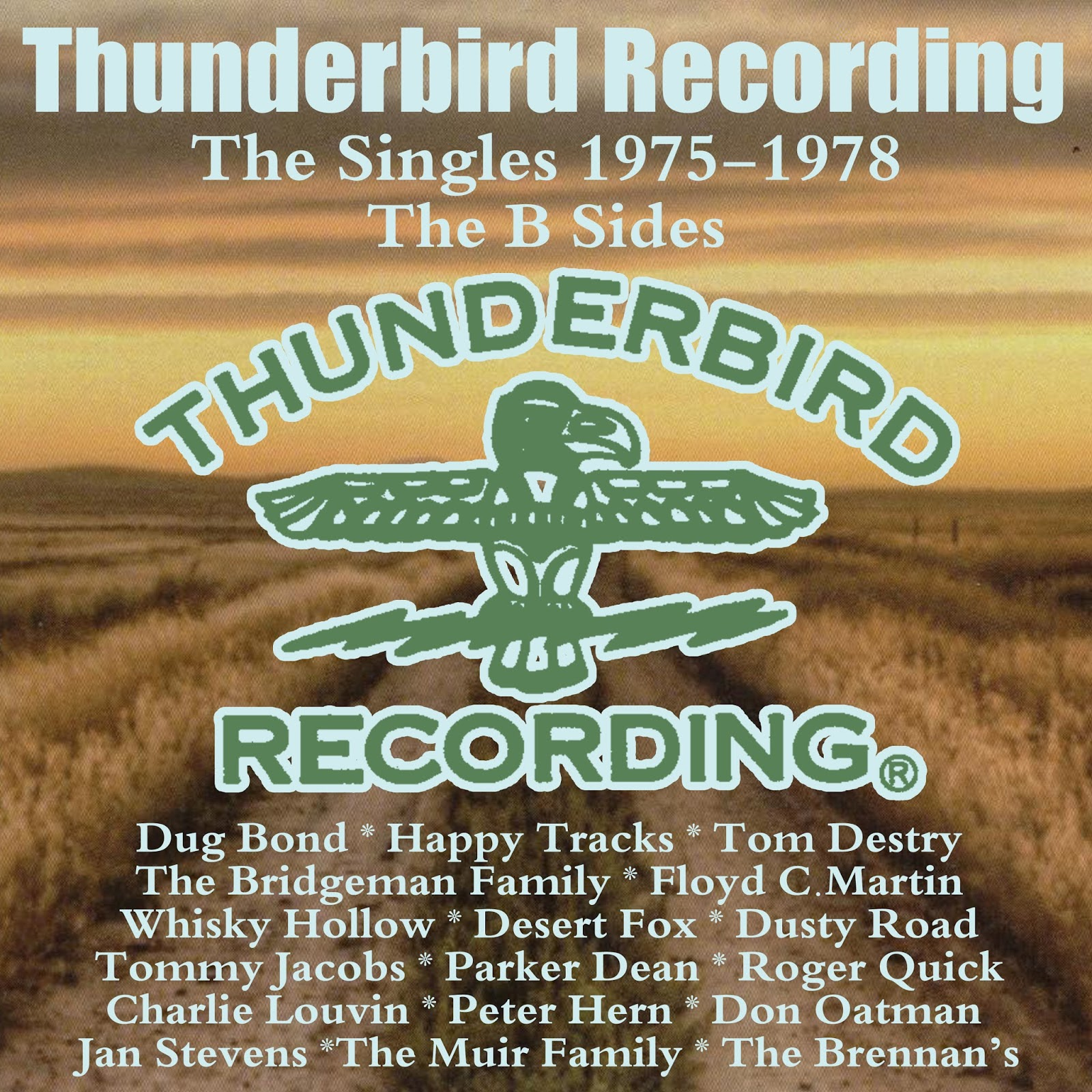 Thunderbird singles