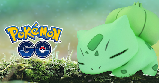 Evento Pokémon GO - Worldwide Bloom!
