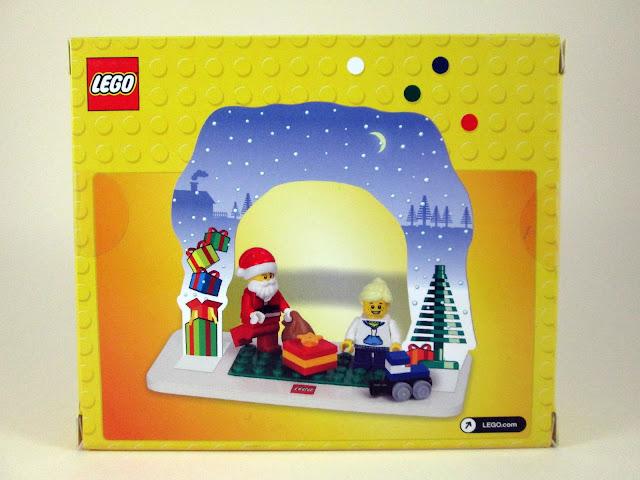 LEGO Seasonal Santa Set 850939