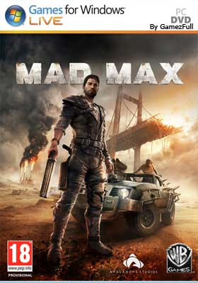 Descargar Mad Max 4GB pc full español mega y google drive /