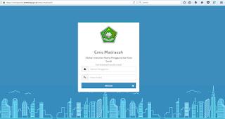 Panduan Pengelolaan EMIS Kemenag Online