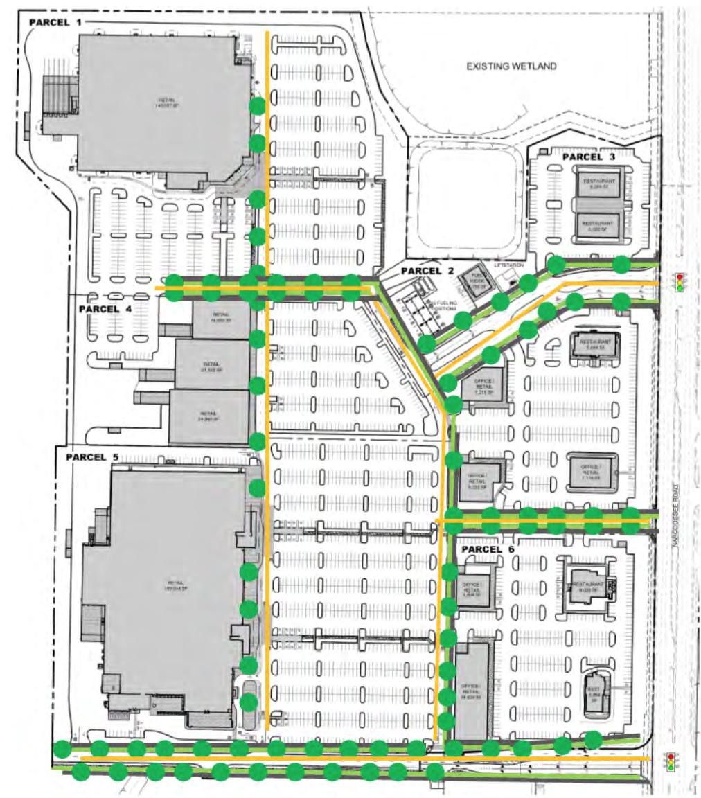 2,447 Parking Spaces At Lake Nona Landings