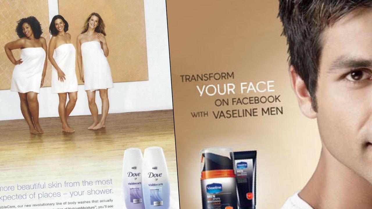 f7f22434182 Como a Unilever sempre estimulou o Racismo através do Clareamento de Pele  no mundo