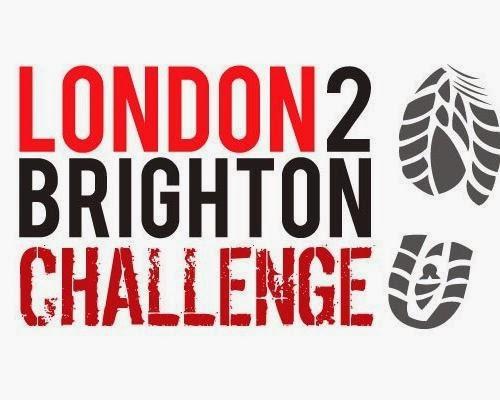 LONDON2BRIGHTON CHALLENGE 2014