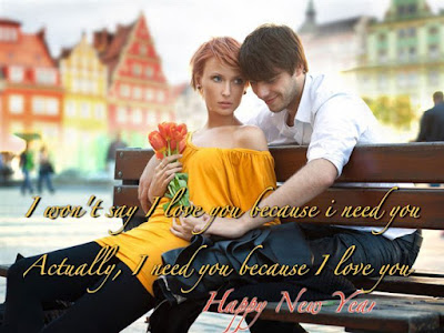 Romantic New Year 2017 Messages for Girlfriend
