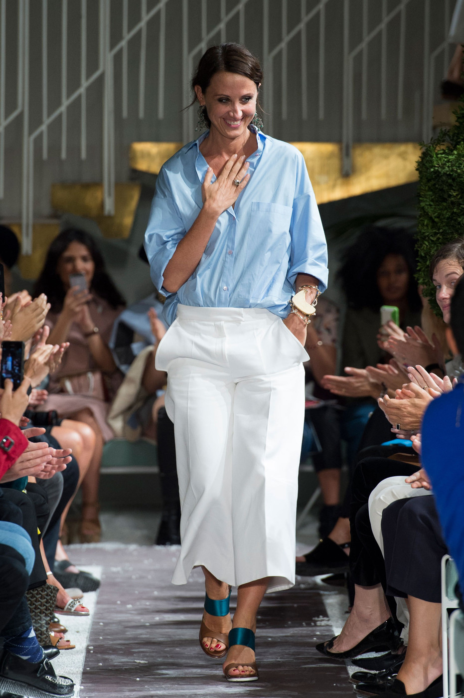 Alessandra Facchinetti at Tod's / fashion designer is leaving Tod's in 2016 / fashion news via www.fashionedbylove.co.uk
