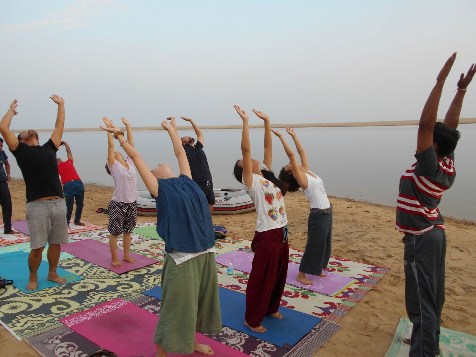 How Ashtanga Hatha Yoga Teacher Training In India Can Improve Your Overall Health