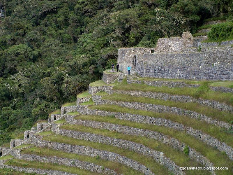 Inca Trail - Winay Wayna