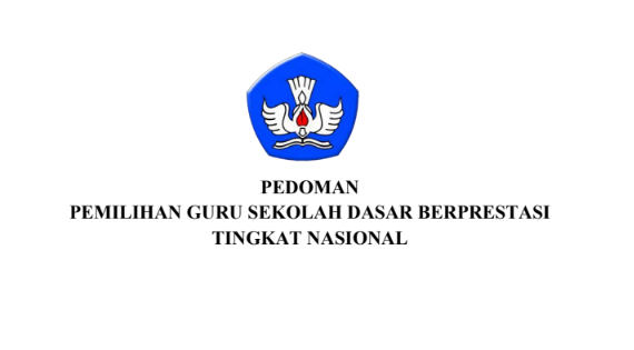 Pedoman Guru Berprestasi SD Tahun 2018