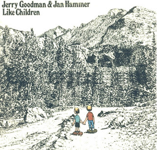 Jerry Goodman & Jan Hammer - 1974 - Like Children